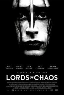 混沌之神 Lords of Chaos 海報