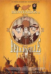 佳麗村三姊妹 Les Triplets de Belleville