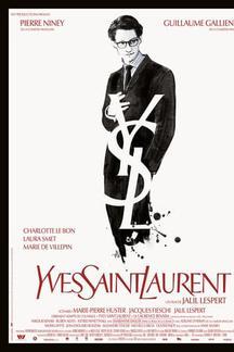 Yves Saint Laurent 海報
