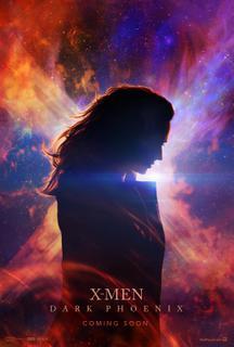 X戰警:黑鳳凰 X-Men: Dark Phoenix 海報