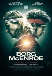 決戰賽末點 Borg/ McEnroe