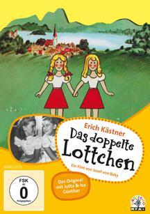 孿生姐妹 Das doppelte Lottchen 포스터