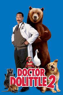 Dr. Dolittle 2 海報