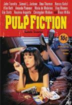 危險人物 Pulp Fiction 海報