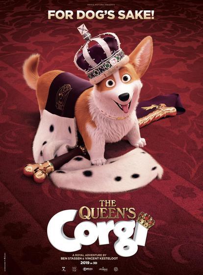 女王的柯基 The Queen's Corgi