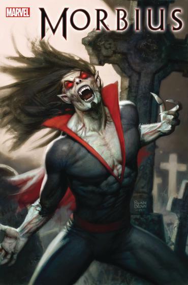 魔比斯 Morbius 海報