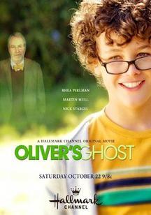 奧利佛與鬼 Oliver's Ghost 海報
