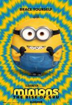 迷你兵團 2 Minions: The Rise of Gru 海報