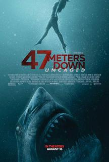 絕鯊47:猛鯊出籠 47 METERS DOWN: UNCAGED 海報