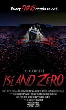 아일랜드 제로 Island Zero 포스터