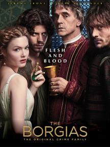 波吉亞家族 第一季 The Borgias 海報