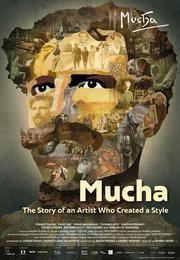 永恆的慕夏 Mucha: The Story of an Artist Who Created a Style