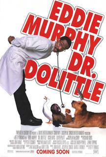 怪醫杜立德 Doctor Dolittle 海報