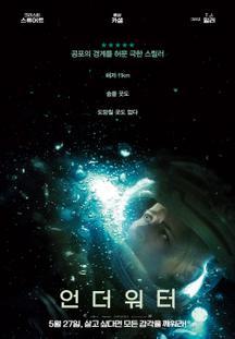 언더워터 Underwater 포스터
