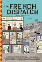 The French Dispatch The French Dispatch 海報