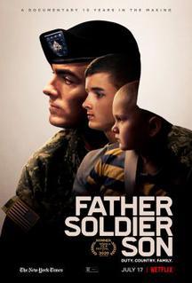 아버지, 군인, 아들 Father Soldier Son 포스터