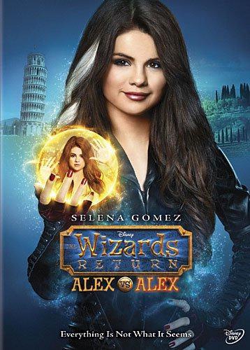 魔法師歸來:雙面艾利克斯 The Wizards Return: Alex vs 海報