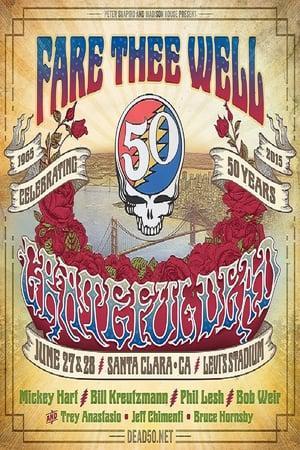 Grateful Dead: 2015.06.27 Santa Clara, CA 海報