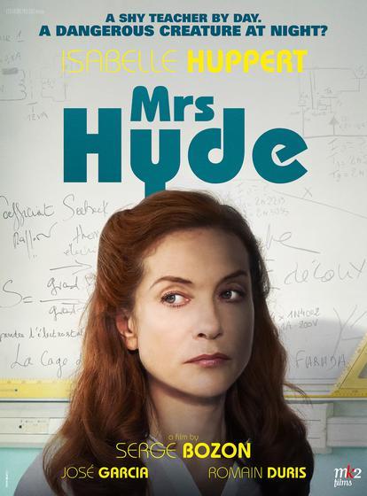 雙面海德 Mrs. Hyde