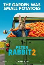 比得兔2:走佬日記 Peter Rabbit 2 海報