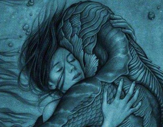 《水形物語》:性+暴力+奇幻=獲得奧斯卡獎