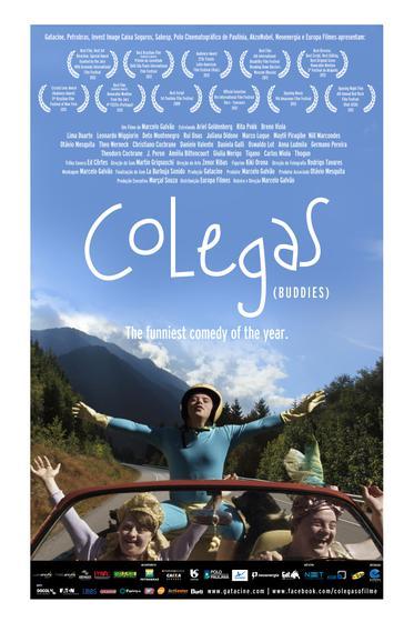 同伴 Colegas 海報
