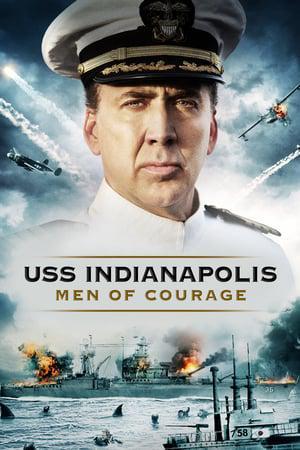 USSI:勇者無畏 USS Indianapolis: Men of Courage 海報
