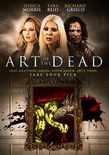 아트 오브 더 데드 Art of the Dead 포스터
