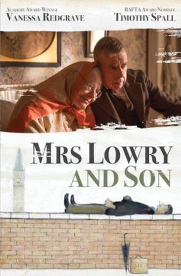 洛瑞&火柴男人 Mrs Lowry and Son 海報