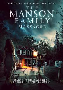 맨슨 패밀리 The Manson Family Massacre 포스터