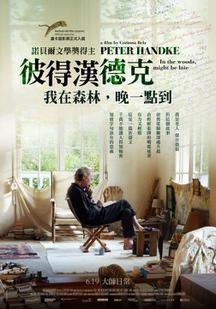 彼得漢德克: 我在森林,晚一點到 Peter Handke: In the Woods, Might Be Late 海報