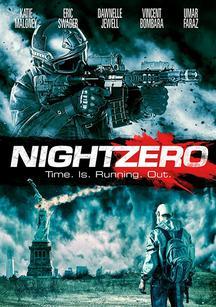 바이러스: 인류 최후의 날 Night Zero 포스터