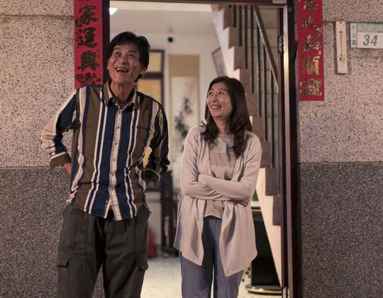 「老大人」4天電影票房衝500萬 夏于喬有感「家人的關係複雜」