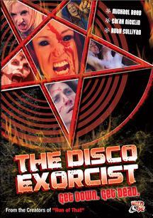迪斯科舞廳驅魔人 The Disco Exorcist 海報
