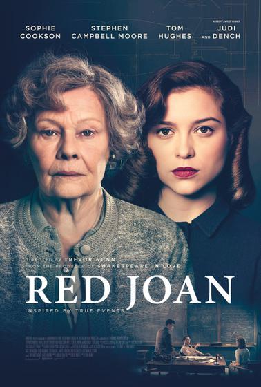 紅色密令 Red Joan
