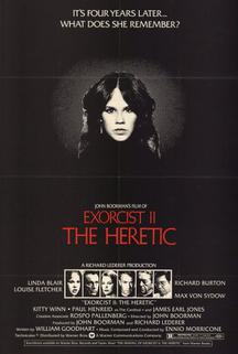 驅魔人II Exorcist II: The Heretic 海報