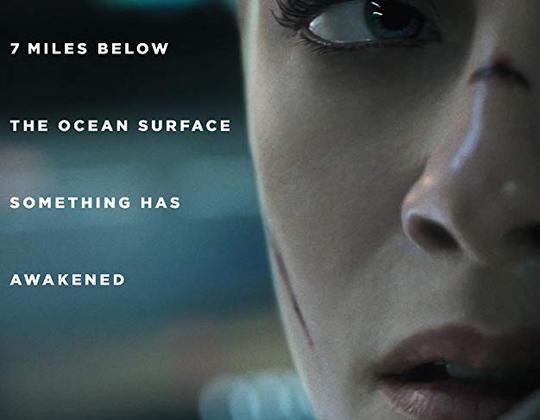 深海終劫站Underwater(2020)一部海底地震題材驚悚片