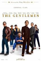 瘋狂紳士幫 The Gentlemen 海報