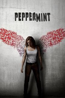 血薄荷 Peppermint 海報