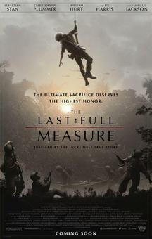 鋼鐵勳章 The Last Full Measure 海報