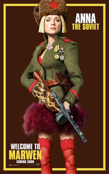 WELCOME TO MARWEN WELCOME TO MARWEN 海報