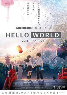 Hello World Hello World 海報
