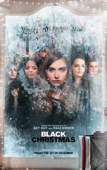 黑色聖誕節 Black Christmas 海報