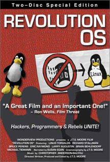 作業系統革命 Revolution OS 海報