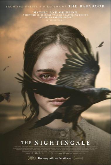 夜鶯的哭聲 The Nightingale 海報