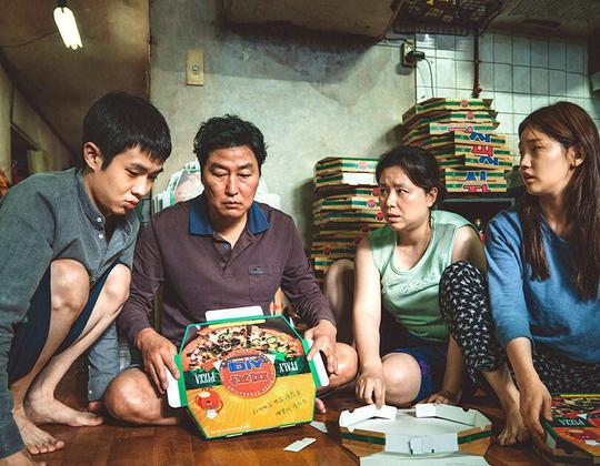 奧斯卡/南韓影片首獲獎 「寄生上流」奪原着電影劇本