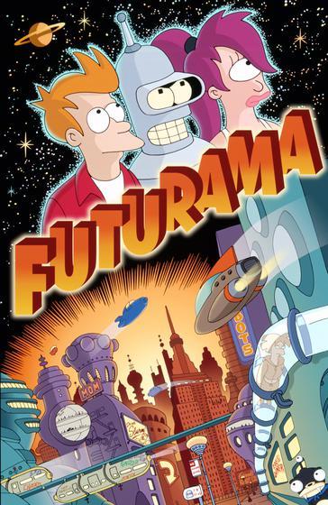 飛出個未來 第一季 Futurama