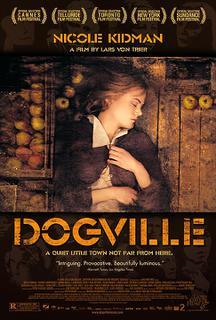 狗鎮 Dogville 海報