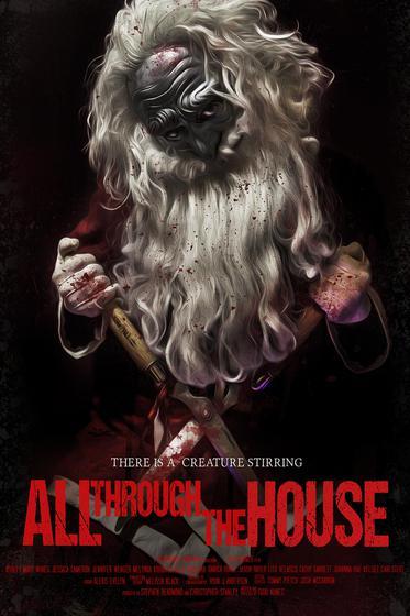 All Through the House Through the House 海報