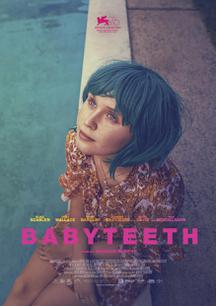謝謝你愛過我 Babyteeth 海報